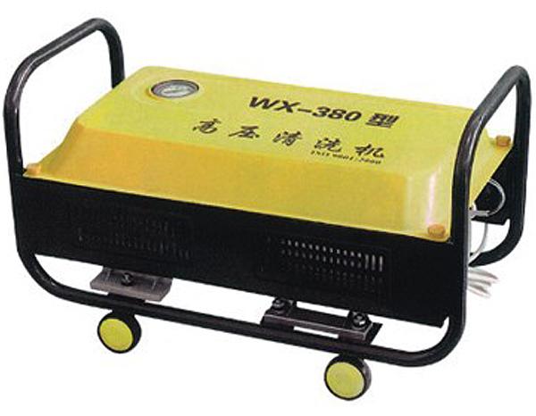 Máquina de limpieza de alta presión